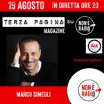 TERZA PAGINA MAGAZINE con Marco Simeoli