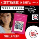 TERZA PAGINA MAGAZINE con Camilla Filippi