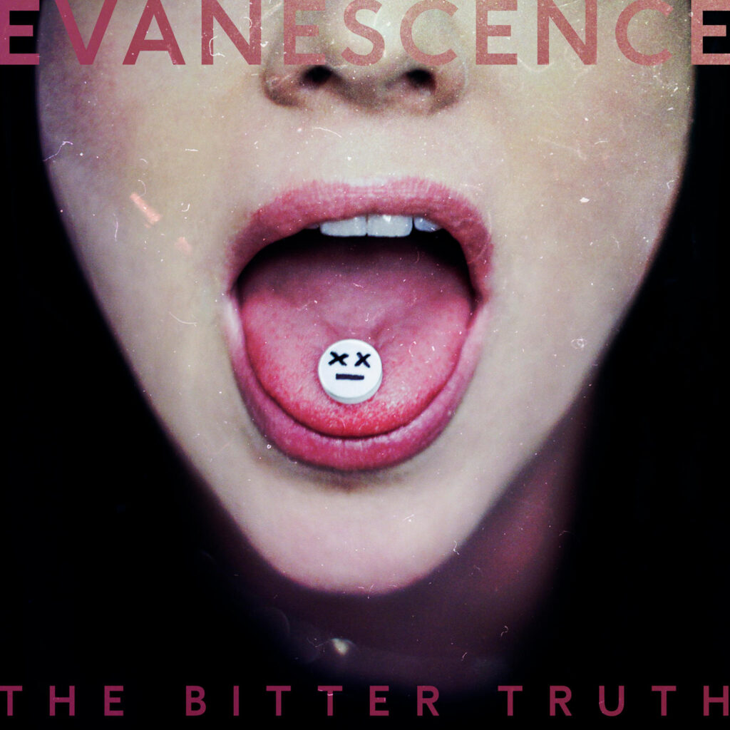 Evanescence_cover The Bitter Truth
