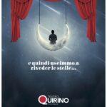 Teatro Quirino Vittorio Gassman : E QUINDI USCIMMO A RIVEDER LE STELLE